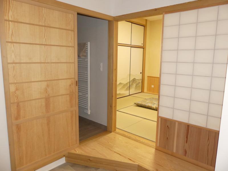 Création d'une chambre japonaise sur mesure à Etampes 91